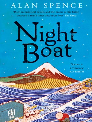 cover image of Night Boat