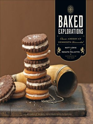 cover image of Baked Explorations