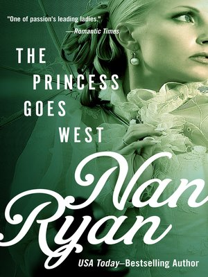 cover image of The Princess Goes West