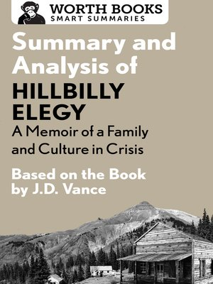 cover image of Summary and Analysis of Hillbilly Elegy