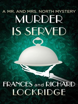 cover image of Murder Is Served
