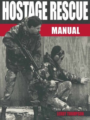 cover image of Hostage Rescue Manual