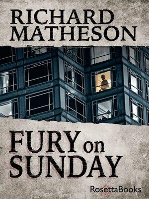 cover image of Fury on Sunday