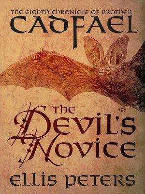 cover image of The Devil's Novice
