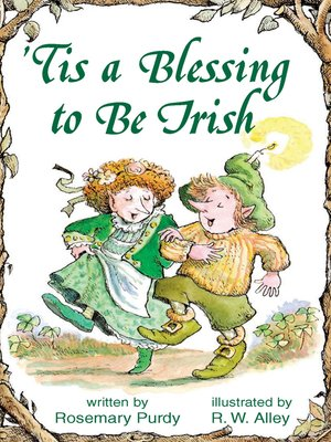 cover image of 'Tis a Blessing to Be Irish