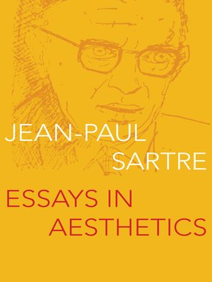 cover image of Essays in Aesthetics