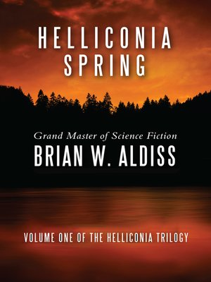 cover image of Helliconia Spring