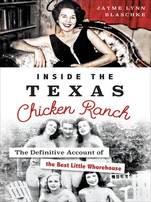 cover image of Inside the Texas Chicken Ranch