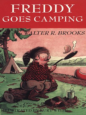 cover image of Freddy Goes Camping