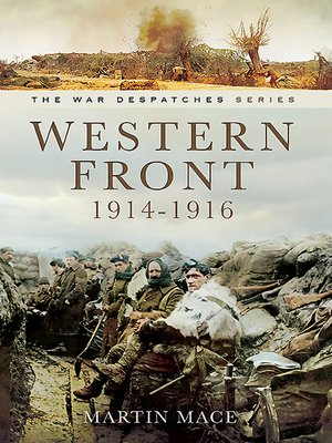 cover image of Western Front, 1914–1916