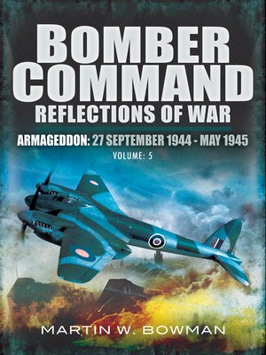 cover image of Reflections of War, Volume 5: Bomber Command, Book 5