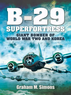 cover image of B-29 Superfortress