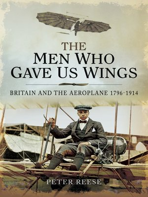 cover image of The Men Who Gave Us Wings