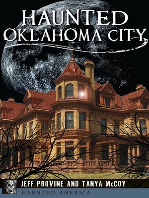cover image of Haunted Oklahoma City