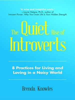 cover image of The Quiet Rise of Introverts