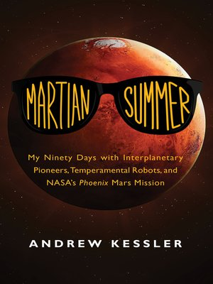 cover image of Martian Summer