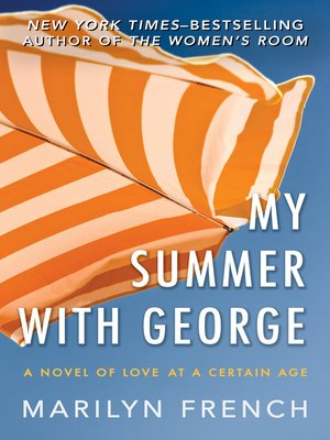 cover image of My Summer with George