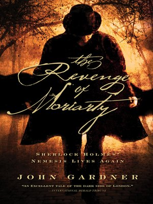 cover image of The Revenge of Moriarty