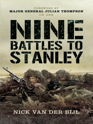 cover image of Nine Battles to Stanley