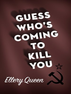 cover image of Guess Who's Coming to Kill You