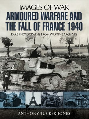 cover image of Armoured Warfare and the Fall of France 1940