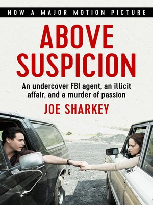 cover image of Above Suspicion