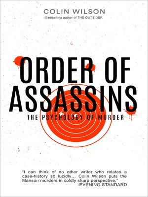 cover image of Order of Assassins