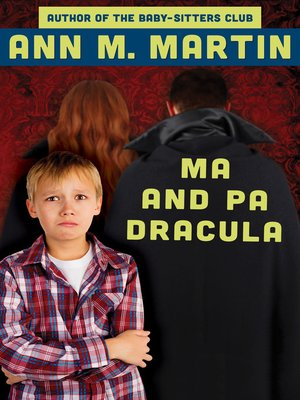 cover image of Ma and Pa Dracula