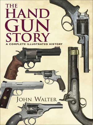 cover image of The Hand Gun Story