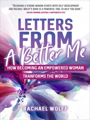 cover image of Letters From a Better Me