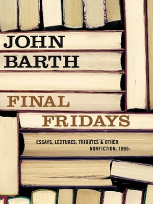 cover image of Final Fridays