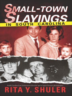 cover image of Small-Town Slayings in South Carolina