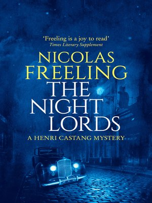 cover image of The Night Lords