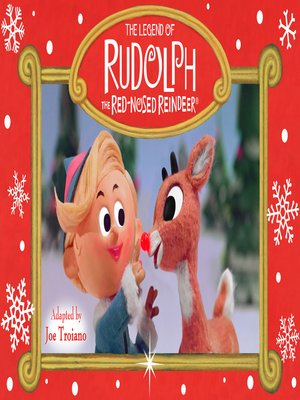 cover image of The Legend of Rudolph the Red-Nosed Reindeer