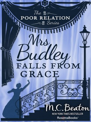 cover image of Mrs. Budley Falls from Grace