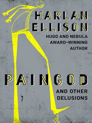 cover image of Paingod and other Delusions