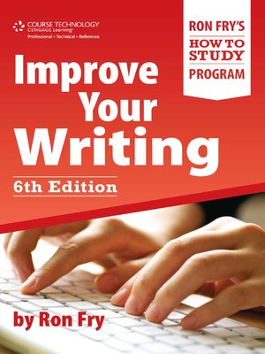 cover image of Improve Your Writing
