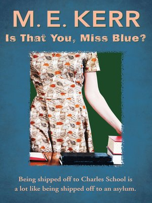 cover image of Is That You, Miss Blue?