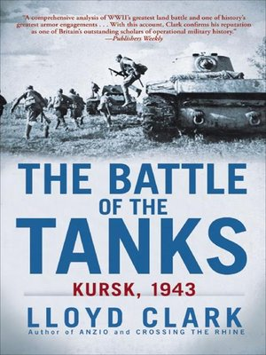 cover image of The Battle of the Tanks