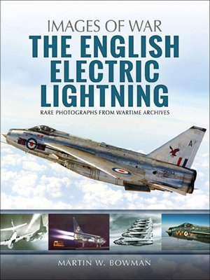 cover image of The English Electric Lightning