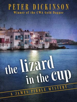 cover image of The Lizard in the Cup