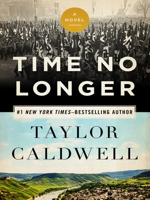 cover image of Time No Longer