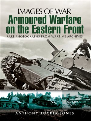 cover image of Armoured Warfare on the Eastern Front