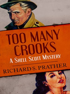 cover image of Too Many Crooks