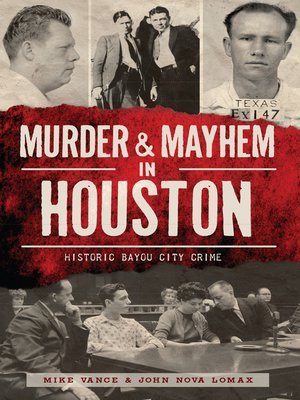cover image of Murder & Mayhem in Houston