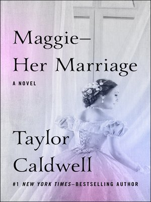 cover image of Maggie—Her Marriage