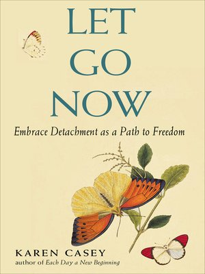 cover image of Let Go Now