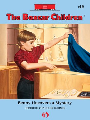 cover image of Benny Uncovers a Mystery