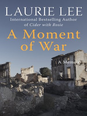 cover image of Moment of War