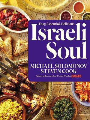 cover image of Israeli Soul